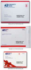 USPS Flat Rate Envelope